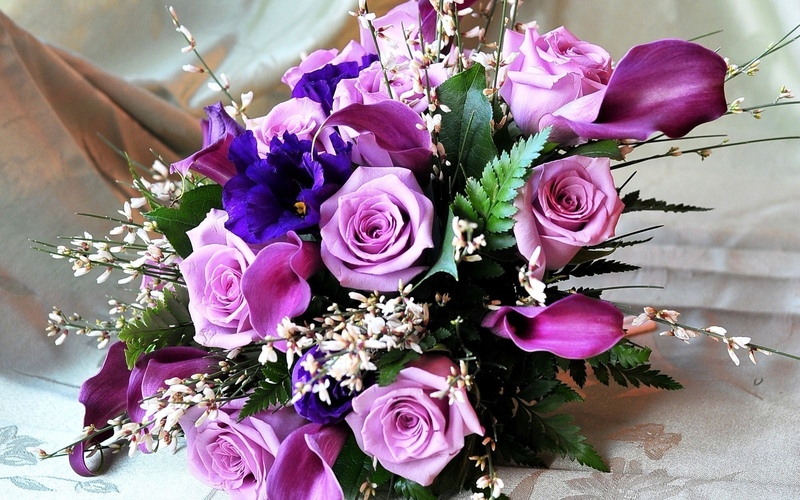 Цветы и их упаковка