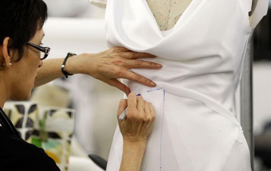 Индивидуальный пошив вечернего платья