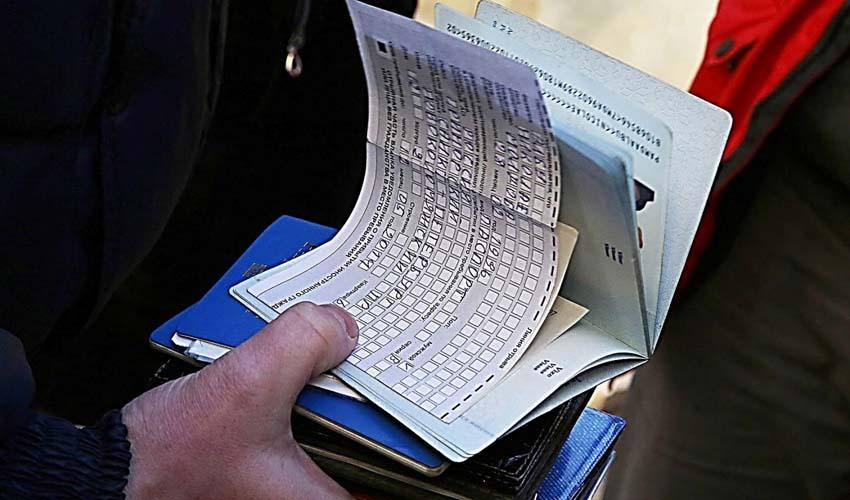Как продлить миграционную карту
