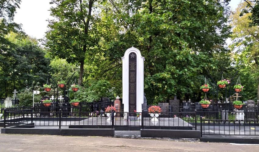 Калитниковское кладбище в Москве