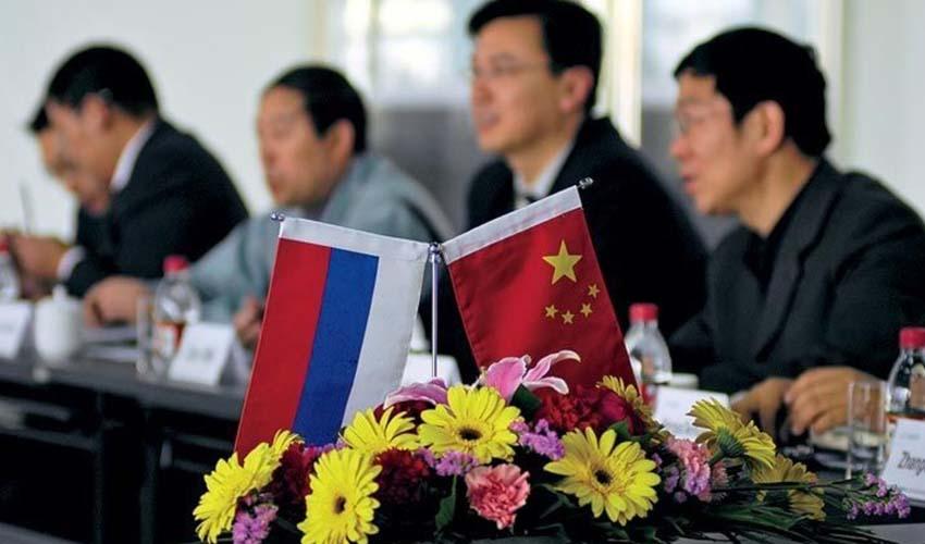 бизнес представитель в Китае