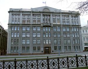 Администрация президента в Москве