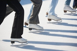 Катки ледовые в Москве