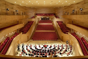 Концертные залы в Москве