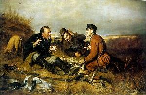 Охота и рыбалка в Москве