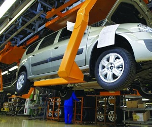 Автомобильная промышленность в Москве