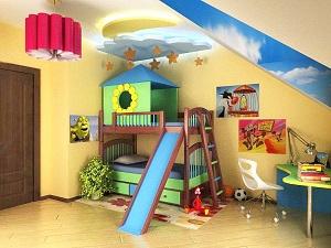 Детская мебель в Москве