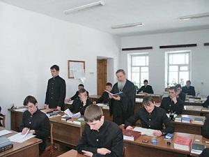 Духовные учебные заведения в Москве