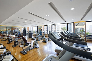 Фитнес-центр в Москве