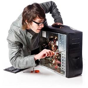 Компьютеры и периферийные устройства - ремонт и обслуживание в Москве