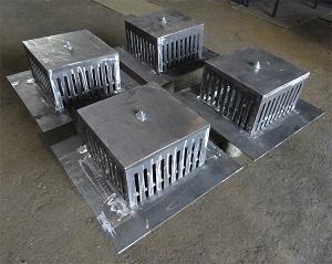 Металлоизделия - производство, продажа в Москве