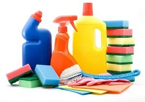 Моющие и чистящие средства - магазины в Москве