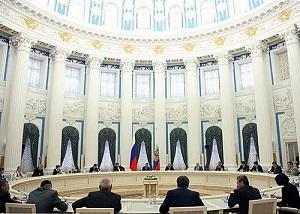 Политические организации Москвы