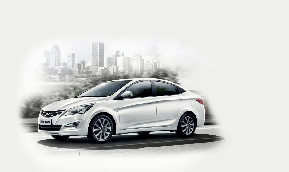 купить автомобиль Hyundai Solaris