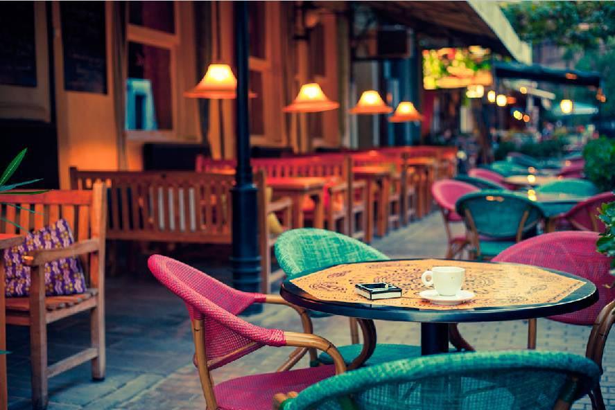 Как открыть свое небольшое кафе?
